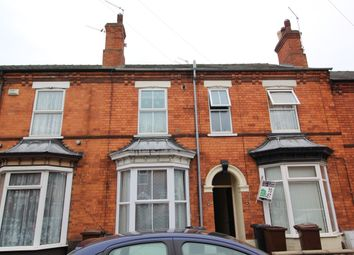 Thumbnail 2 bed terraced house for sale in Foster Street, Lincoln