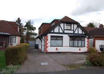 Thumbnail 4 bed detached bungalow for sale in Oakroyd Close, Potters Bar