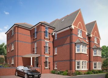 Thumbnail 2 bed flat for sale in Priory Road, High Wycombe