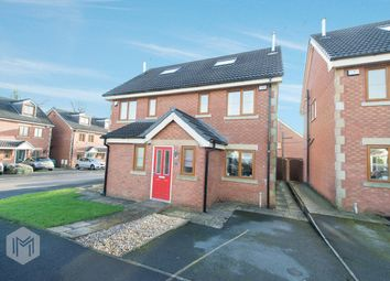 Thumbnail 3 bed semi-detached house for sale in Eagley Drive, Bury
