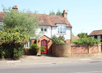 Thumbnail 5 bed semi-detached house for sale in Walton Road, West Molesey