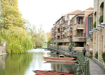 Thumbnail 2 bed flat to rent in Beaufort Place, Thompsons Lane, Cambridge
