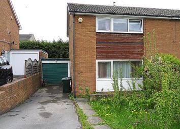 Thumbnail 3 bed semi-detached house for sale in Holmdene Drive, Mirfield, West Yorkshire