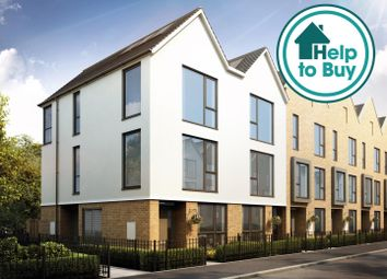 Thumbnail 2 bed flat for sale in Plot 89, The Athena, St. Andrew's Park, Uxbridge
