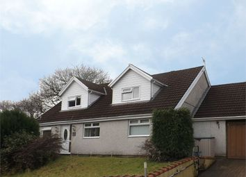 Thumbnail 6 bed detached house for sale in The Garth, Abertridwr, Caerphilly