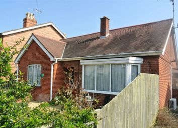 Thumbnail 2 bed detached bungalow for sale in Meadowgate, Bourne, Lincolnshire