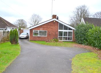 Thumbnail 3 bed detached bungalow for sale in Jobs Lane, Tile Hill, Coventry, West Midlands