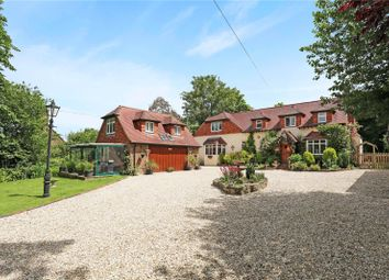 Thumbnail 5 bed detached house for sale in Henfield Road, Small Dole, Henfield, West Sussex