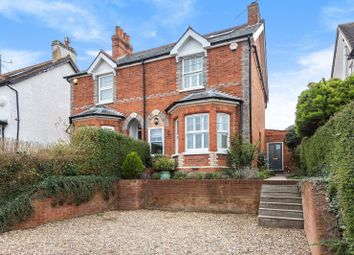 Victoria Road, Wargrave, Reading RG10. 4 bed semi-detached house for sale