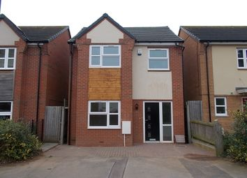 Thumbnail 3 bed detached house for sale in Ward Close, Ward End, Birmingham