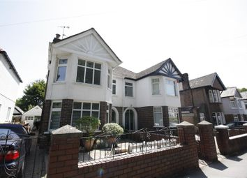Thumbnail 3 bed detached house to rent in Vaughan Avenue, Llandaff, Cardiff