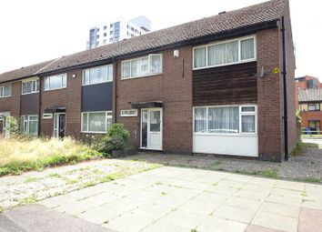 Thumbnail 4 bed end terrace house for sale in Cornbrook Park Road, Old Trafford, Manchester.