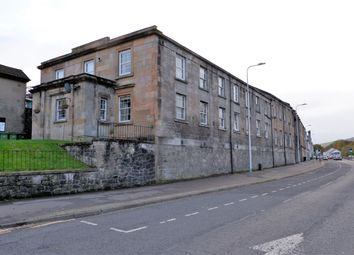 Thumbnail 1 bed flat for sale in Westbourne Halls, Barrhead