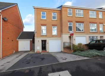 Thumbnail 3 bed end terrace house for sale in Middlepeak Way, Sheffield