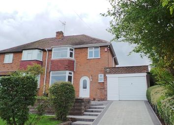 Thumbnail 3 bed semi-detached house for sale in Donegal Road, Sutton Coldfield