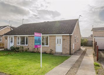 Thumbnail 2 bed semi-detached bungalow to rent in Troutbeck, York