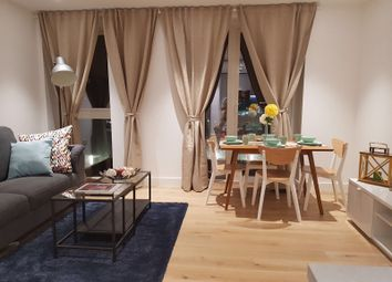 Thumbnail 1 bed flat to rent in Aerial House, London Dock, London