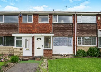 Thumbnail 3 bed terraced house for sale in Ashfield Close, Walsall