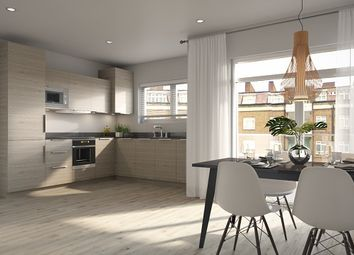 Thumbnail 1 bed flat for sale in Dalberg Road, London