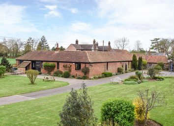 Thumbnail 6 bedroom barn conversion for sale in Panxworth Road, South Walsham, Norwich