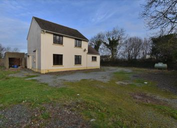 Thumbnail 4 bed detached house for sale in Kirkton House, 3 Station Road, Letterston, Haverfordwest, Pembrokeshire