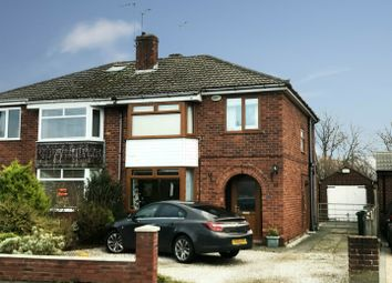 Thumbnail 3 bed semi-detached house for sale in The Ridings, Chester, Cheshire