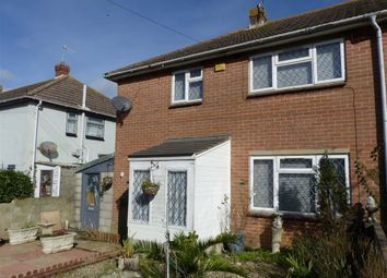 Thumbnail 3 bed end terrace house for sale in Culliford Way, Weymouth, Dorset