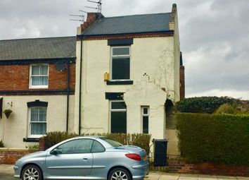 Thumbnail 2 bed end terrace house to rent in Front Street, East Boldon
