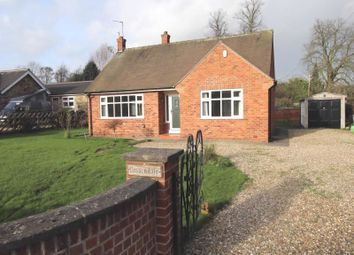 Thumbnail 2 bed bungalow to rent in East Lane, Shipton By Beningbrough, York