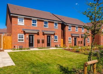 "Thumbnail 2 bedroom semi-detached house for sale in ""Richmond"" at Queen Elizabeth Road, Nuneaton"