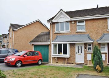 Thumbnail 3 bed end terrace house for sale in Sorrel Drive, Chippenham, Wiltshire