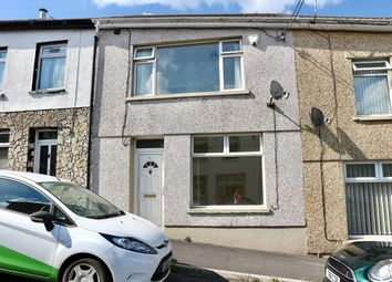 Thumbnail 3 bed terraced house for sale in Harrison Street, Penydarren, Merthyr Tydfil