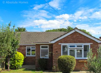 Thumbnail 3 bed bungalow for sale in Mead Lane, Chertsey