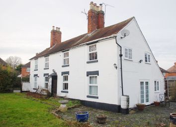 Thumbnail 3 bed detached house for sale in Cross Road, Alcester