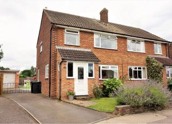 Thumbnail 3 bed semi-detached house for sale in Priory Grove, Aylesford