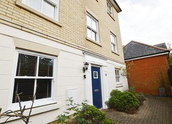 Thumbnail 4 bed town house for sale in Francis Kellerman Walk, Colchester