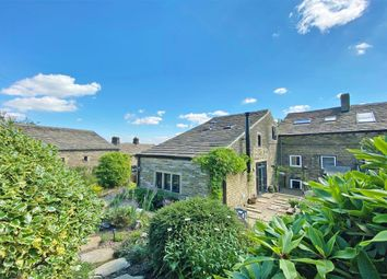 Thumbnail 3 bed barn conversion for sale in Towngate, Midgley, Hebden Bridge