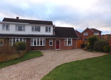 Thumbnail 4 bed semi-detached house for sale in Avondale Road, Buckley, Flintshire