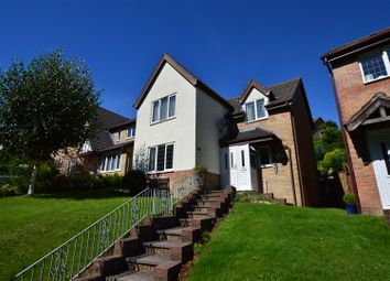 Thumbnail 4 bed detached house for sale in Heol Isaf Hendy, Miskin, Pontyclun