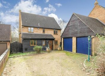 Thumbnail 4 bed detached house for sale in Astlethorpe, Two Mile Ash, Milton Keynes