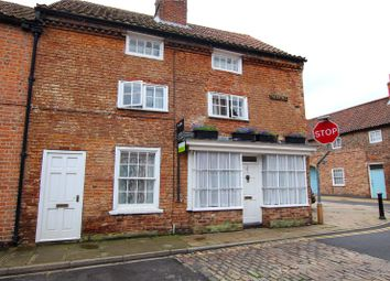 Thumbnail 4 bed end terrace house for sale in Newport, Barton-Upon-Humber, North Lincolnshire