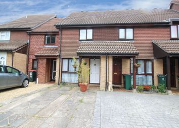 Thumbnail 2 bed terraced house for sale in Guinevere Road, Ifield, Crawley