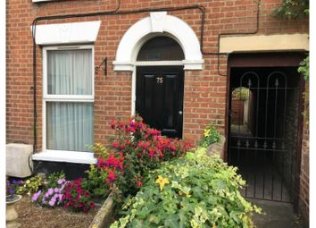 Thumbnail 3 bed terraced house for sale in Armes Street, Norwich