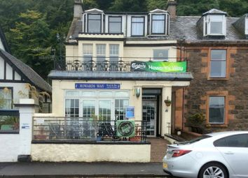 Thumbnail Leisure/hospitality for sale in Howard'S Way, 23 Battery Pl, Rothesay, Isle Of Bute