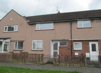 Thumbnail 3 bed terraced house to rent in Whinsmoor Drive, Carlisle