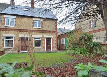 Thumbnail 2 bed cottage to rent in High Street, Bozeat, Wellingborough