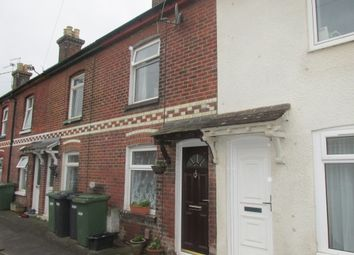 Thumbnail 2 bed terraced house for sale in Mount View, Eastleigh