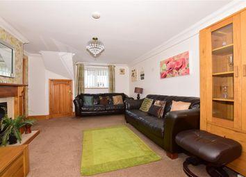 Thumbnail 3 bed semi-detached house for sale in Warwick Road, Kennington, Ashford, Kent