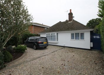 Thumbnail 3 bed detached bungalow for sale in Barnhorn Road, Bexhill-On-Sea