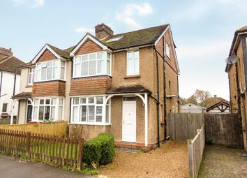 Thumbnail 4 bed semi-detached house for sale in Dellney Avenue, Haywards Heath